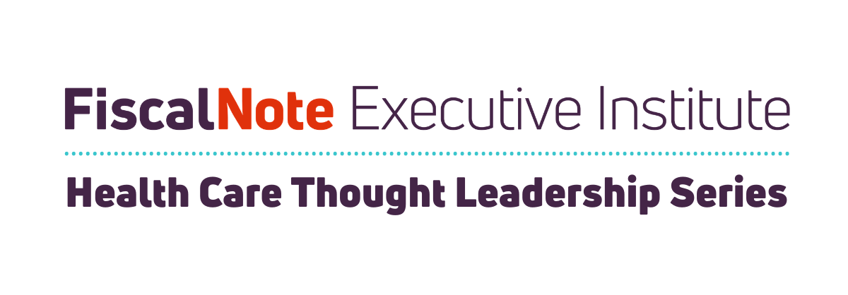 Health Care Thought Leadership Series